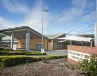 Noarlunga - a small regional hospital for the Southern suburbs.
